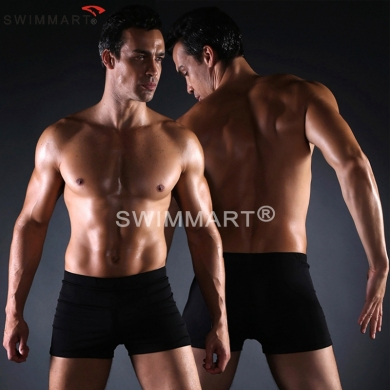 Classic Design Elastic Band adjustable ties Plus size men's Swimsuit